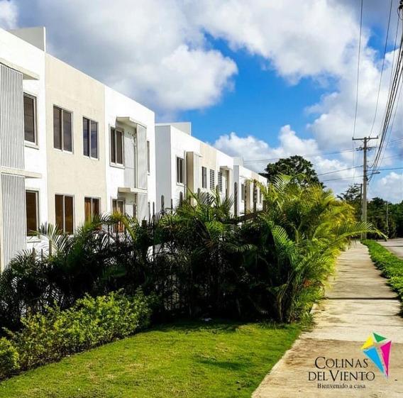 Se Vende Hermosa Casa En Colina Del Viento En La Jacobo