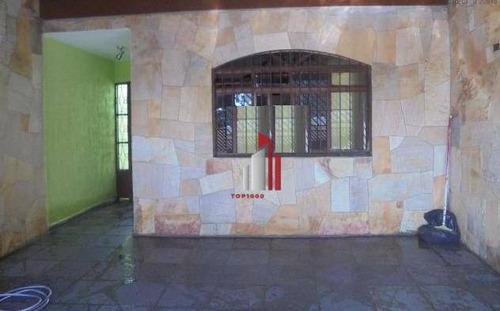 Sobrado Com 3 Dormitórios À Venda, 128 M² Por R$ 419.200,00 - Pirituba - São Paulo/sp - So0116