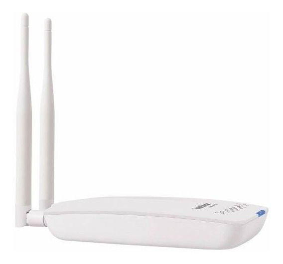 Roteador Intelbras Hotspot 300 Wifi Com Check-in Facebook Ap