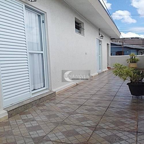 Casa Com 3 Dormitórios À Venda, 192 M² Por R$ 1.380.000,00 - Vila Baeta Neves - São Bernardo Do Campo/sp - Ca0475