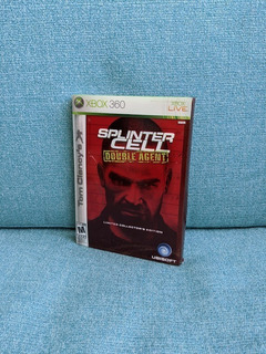 Splinter Cell Double Agent (xbox 360)