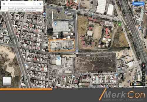 Terreno Renta 8,000 M2 Miramar Zapopan Norte Jalisco Mexico 1