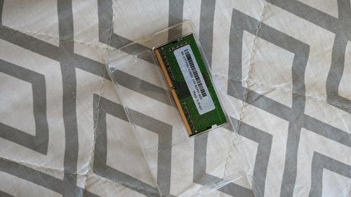 Imagem 1 de 2 de Memoria Ram 4gb 3200 Mhz Dell
