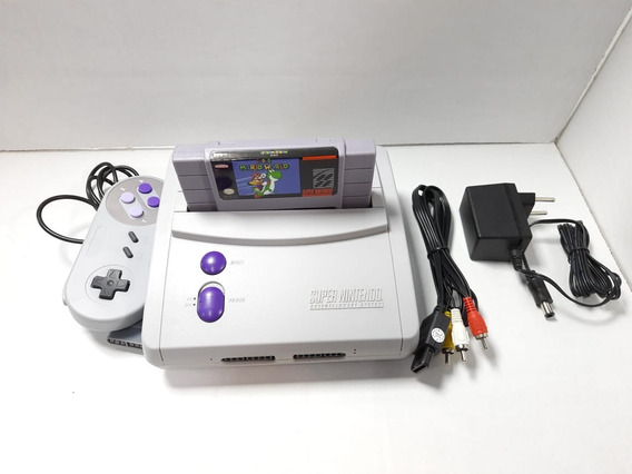 Super Nintendo Baby Snes Video Game Retro