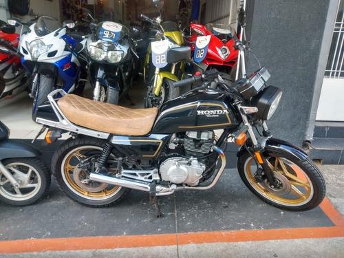 Imagem 1 de 15 de Honda Cb 450 Custom