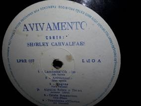 Lp S/capa Shirley Carvalhães Avivamento