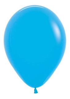 Globos Bombas R12 X20 Decoración Fiesta Cumpleaños Sempertex