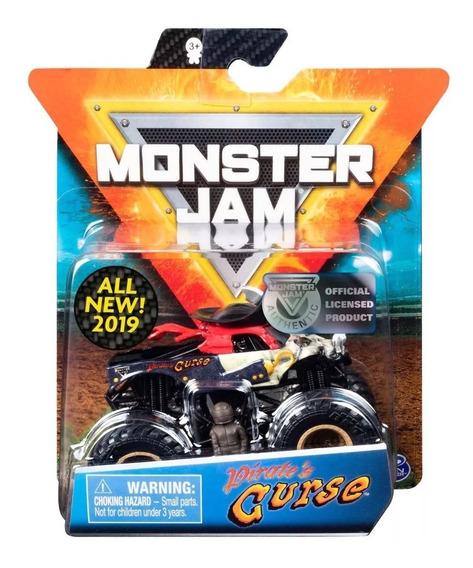 Monster Jam Vehiculo 1.64 Metal Camioneta Juego Juguete