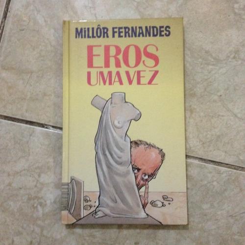 Livro Eros Uma Vez - Millôr Fernandes 1987 S2