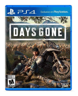 Days Gone Para Playstation 4 En Start Games A Meses