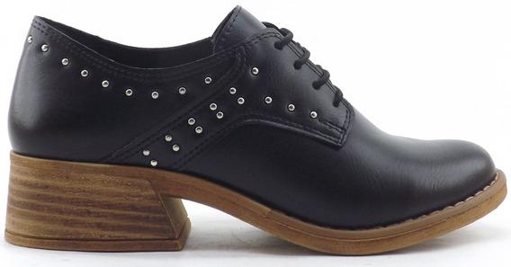 Zapato Acordonado Savage Mia-95 Dama Mujer Comodos Nuevos