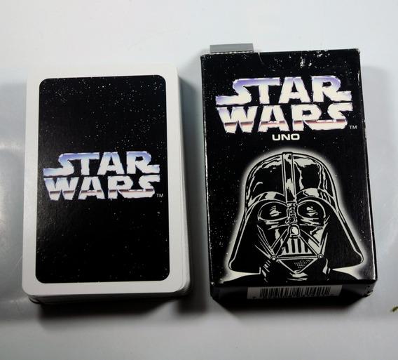 Wg2019 Baralho Uno Jogo De Carta Original Copag E Star Wars