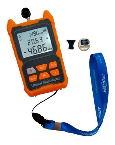 Mini Medidor De Potência Fibra Óptica Power Meter Mp-c5