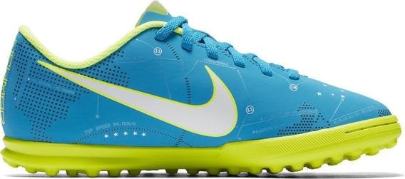 Microtacos Nike Jr Mercurialx Neymar Talla 38.5 Originales