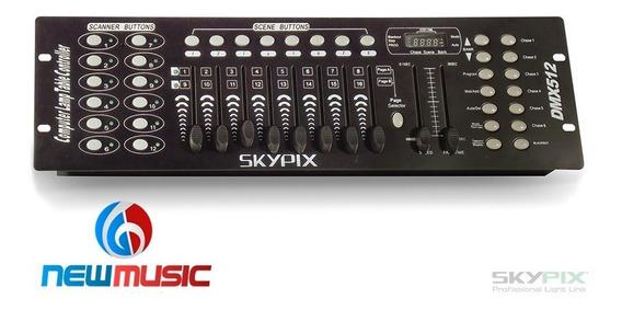 Mesa Dmx Skypix Dmx512 Sk-m0192 #1682