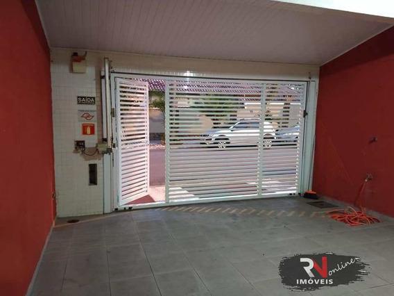 Casa Com 4 Dorms, Boqueirão, Praia Grande, Cod: 444 - A444
