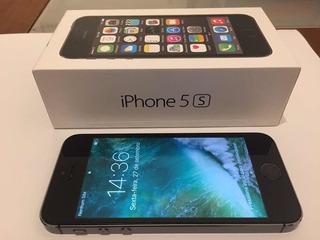 iPhone 5s 16g Prata - Único Dono