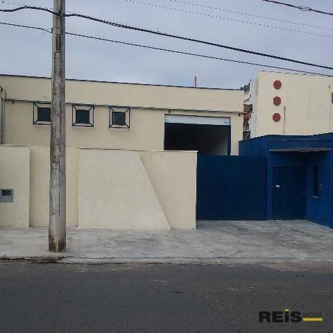 Galpão Comercial Para Locação, Éden, Sorocaba - . - Ga0223