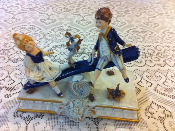 Fig Porcelana Antigua Italiana