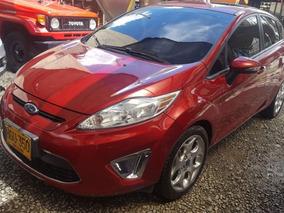 Ford Fiesta Titanium 2013