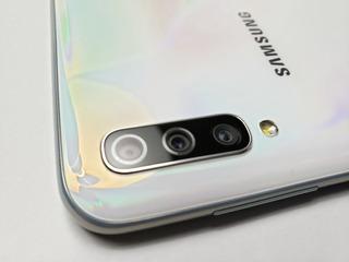 Celular Samsung Galaxy A50 Dual 128gb 4gb Ram A505 Branco