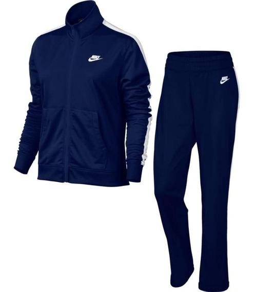 Conjunto De Pants Para Dama Marino Nike Wear 830345478