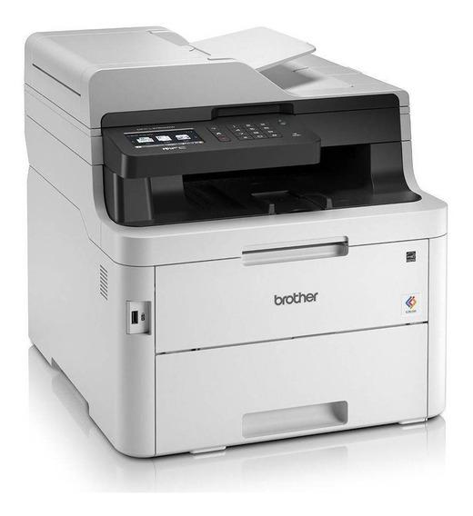 Impressora Brother Multifuncional Digital C/ Duplex/wireless