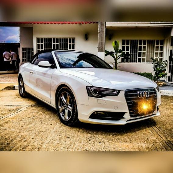 Audi A5 Cabriolet Convertible Impecable Admirelo