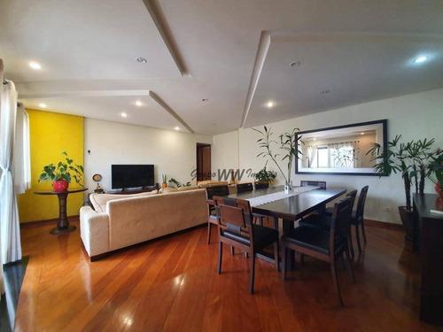 Apartamento À Venda, 127 M² Por R$ 850.000,00 - Vila Guilherme - São Paulo/sp - Ap3012