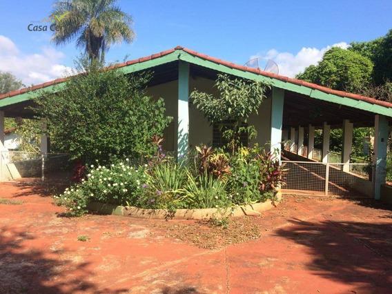 Sítio À Venda, 2000000 M² Por R$ 850.000,00 - Condomínio Água Azul - Mogi Guaçu/sp - Si0011