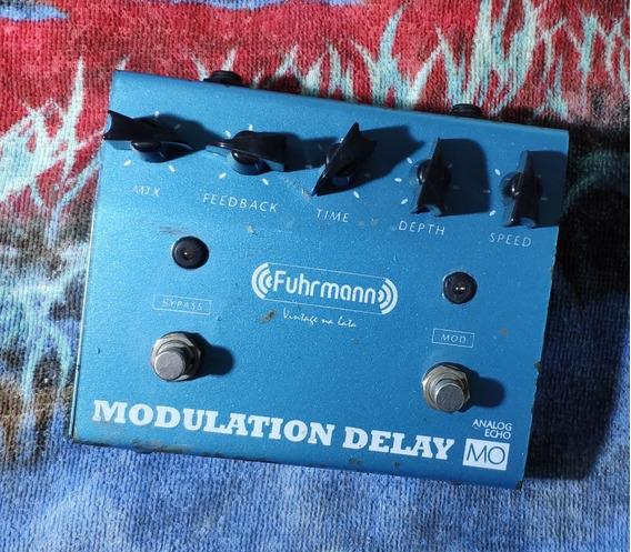 Fuhrmann Modulation Delay V1 - Willaudio