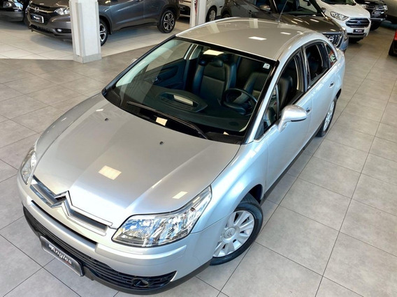 Citroen C4 2.0 Exclusive Pallas 16v