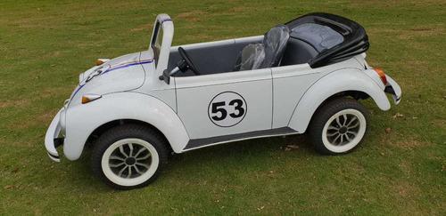 Imagem 1 de 14 de Mini Fusca Mini Chibiquinha Minibug Mini Carro Mini Brinqued