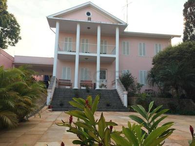 Casa Com 4 Dormitórios À Venda, 504 M² Por R$ 2.100.000 - Chácara Primavera - Campinas/sp - Ca5932