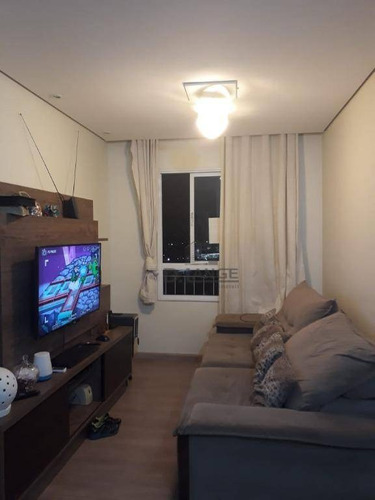Imagem 1 de 9 de Apartamento Com 3 Dormitórios À Venda, 61 M² Por R$ 320.000 - Chácara Das Nações - Valinhos/sp - Ap17748