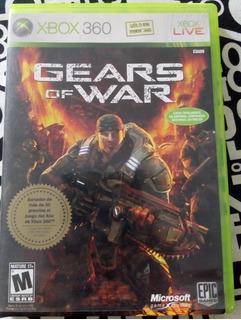 Gears Of Wars 1 Para Xbox 360