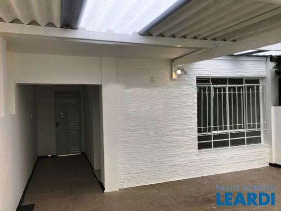 Casa De Vila - Planalto Paulista - Sp - 604708