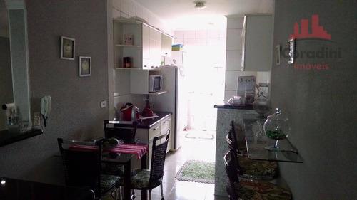 Imagem 1 de 22 de Casa Residencial À Venda, Jardim Cândido Bertini, Santa Bárbara D'oeste. - Ca1504