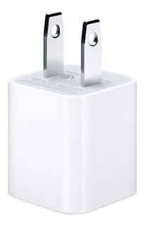 Cargador Cubo Original Apple iPhone 4s 5 5s 6 6s iPod A-1385