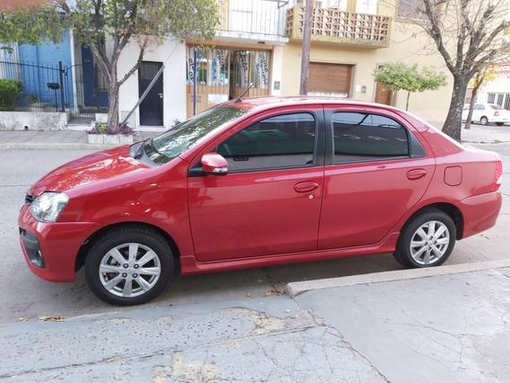 Toyota Etios Xls 2017.