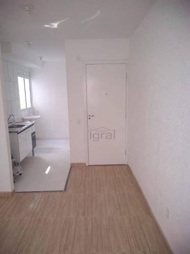 Apartamento À Venda, 38 M² Por R$ 230.000,00 - Jabaquara - São Paulo/sp - Ap1009