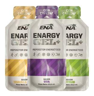 Enargy Gel+ Cafeina Ena X 12 Repositor Energético