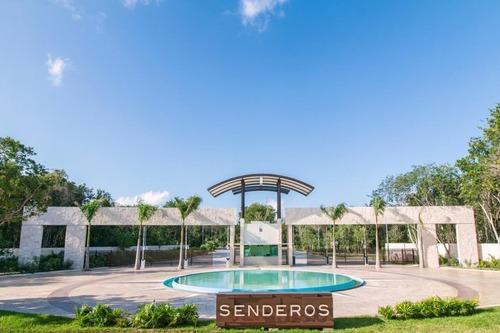 Senderos Etapa 1, 2, 3 Y 4, Ultimos 13 Terrenos/lotes De 290 A 372 M2, Residencial Privado Ciudad Mayakoba, Playa Del Carmen Quintana Roo, Mexico