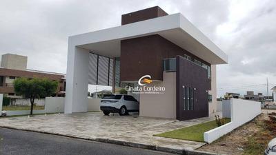 Casa Com 4 Dormitórios À Venda, 320 M² Por R$ - Ca0141