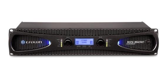 Amplificador Potência Crown Xls1502 1050w 8 Ohms 110v