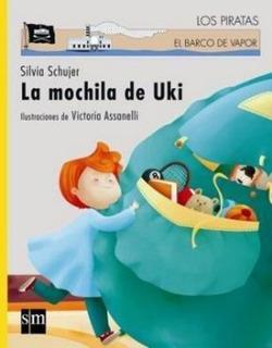 La Mochila De Uki - Sm