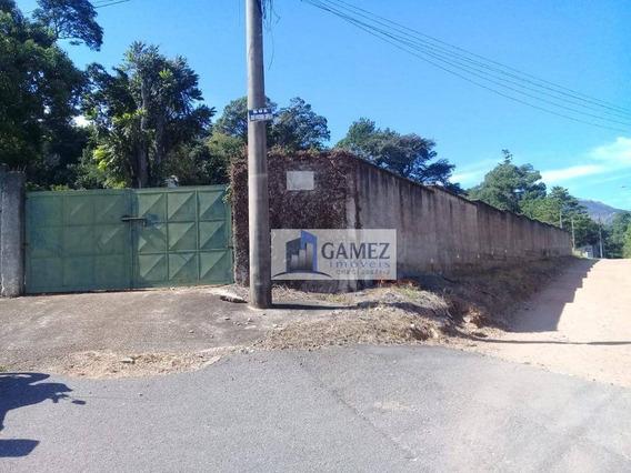 Terreno À Venda, 503 M² Por R$ 330.000 - Cidade Satélite - Atibaia/sp - Te0527