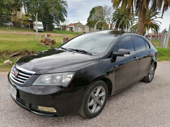 Geely Emgrand Gs Extra Full