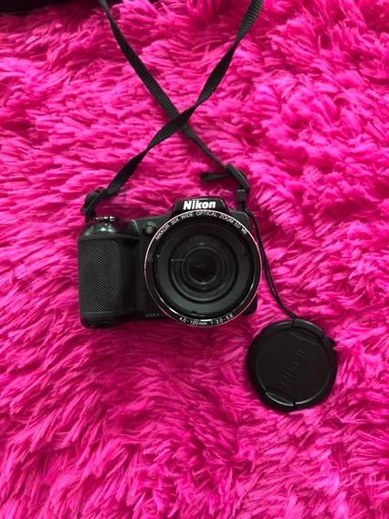 Câmera Nikon Coolpix L820 - Enviando Normalmente