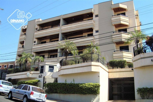 Apartamento Com 3 Dormitórios Para Alugar, 105 M² Por R$ 900,00/mês - Jardim Paulistano - Ribeirão Preto/sp - Ap0575